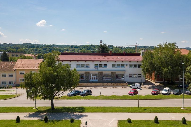 Centar za kulturu i informiranje Dragutin Novak u Ludbregu