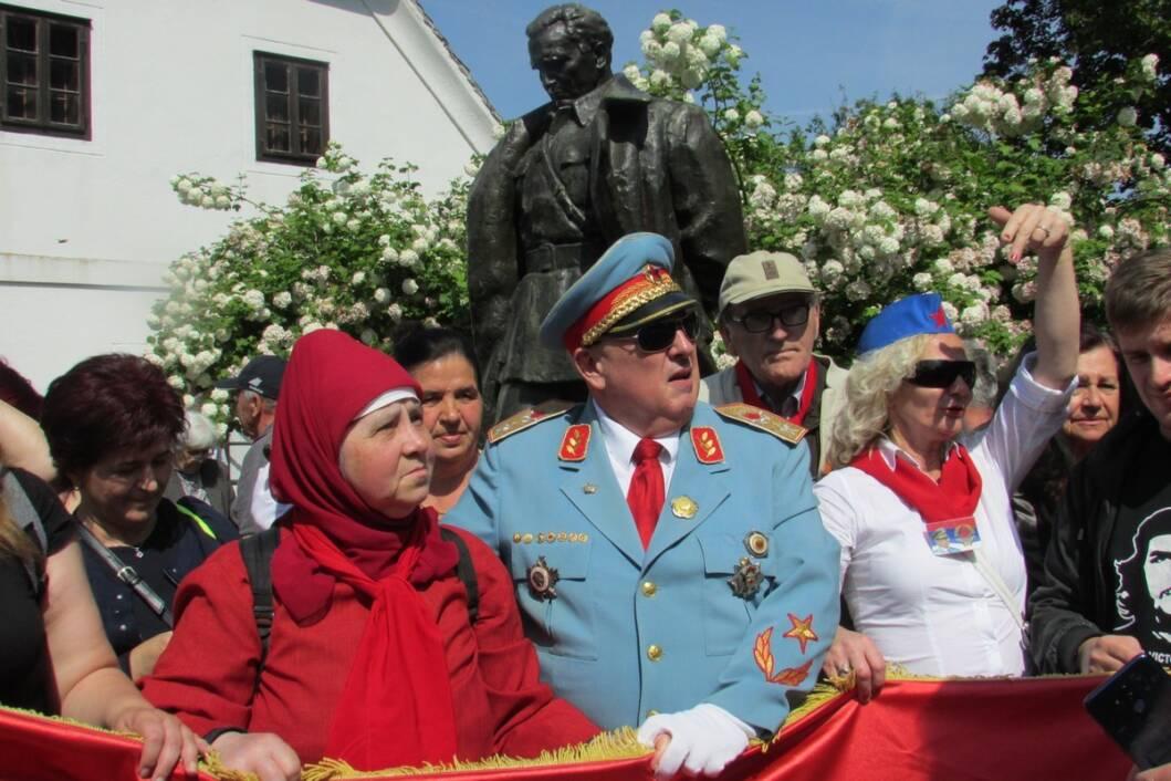 Proslava Dana mladosti u Kumrovcu