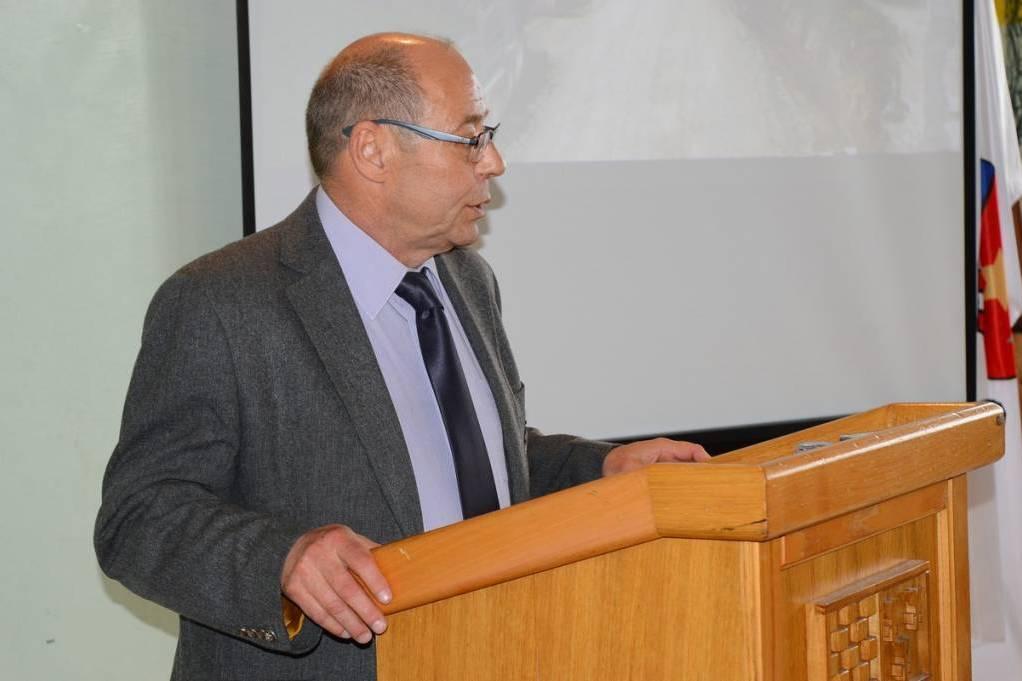 Danimir Kolman, načelnik Općine Rasinja