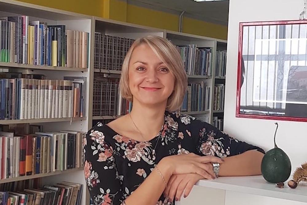 Ravnateljica đurđevačke knjižnice Bernarda Ferderber