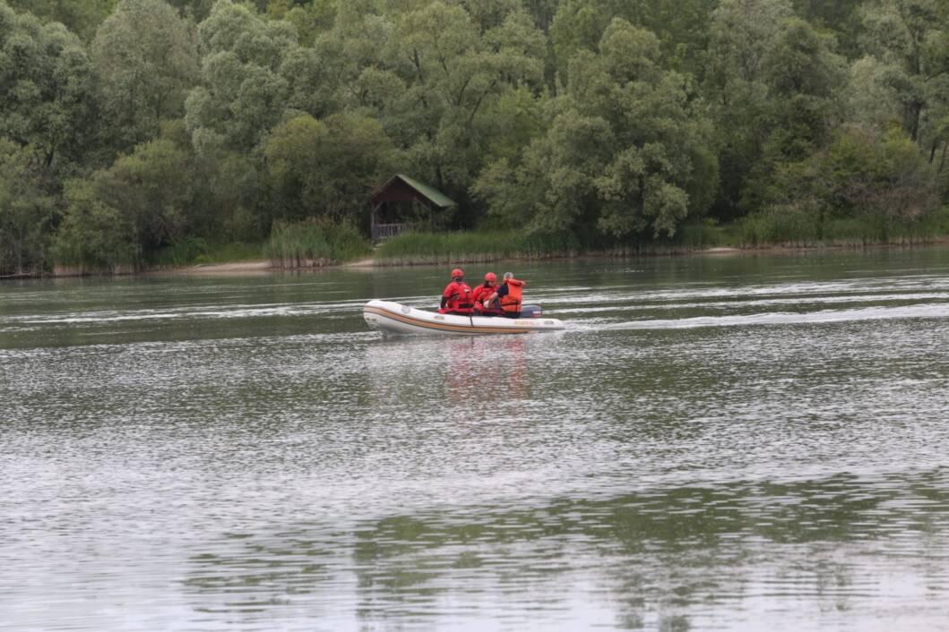HGSS-ovci izvukli mrtvo tijelo muškarca iz rijeke Drave