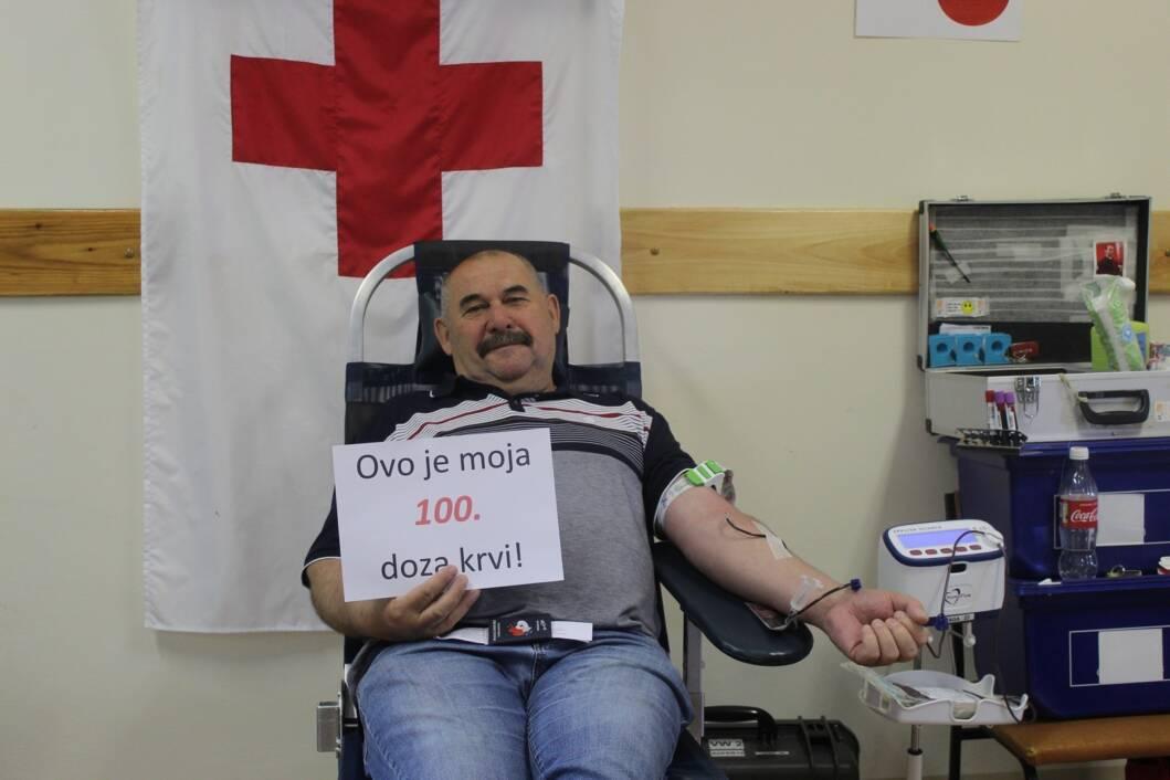 Dobrovoljno darivanje krvi, Ivan Betlehem