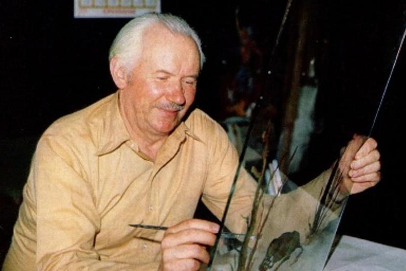 Ivan Večenaj Tišlarov, svjetski poznati naivni slikar iz Podravine