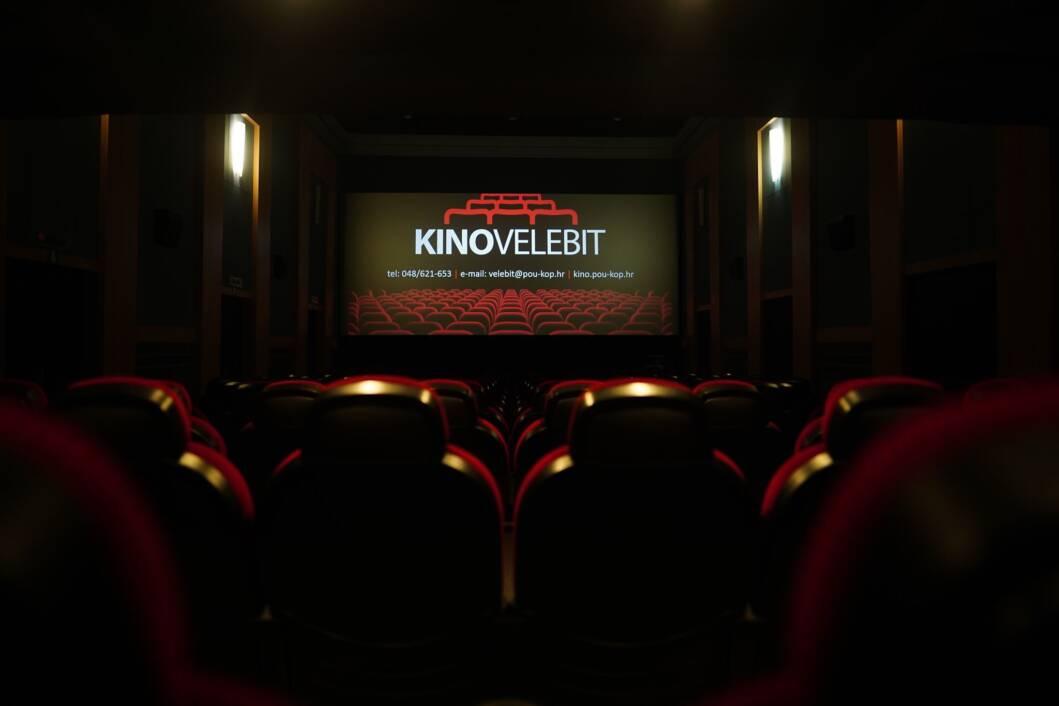 Kino Velebit u Koprivnici