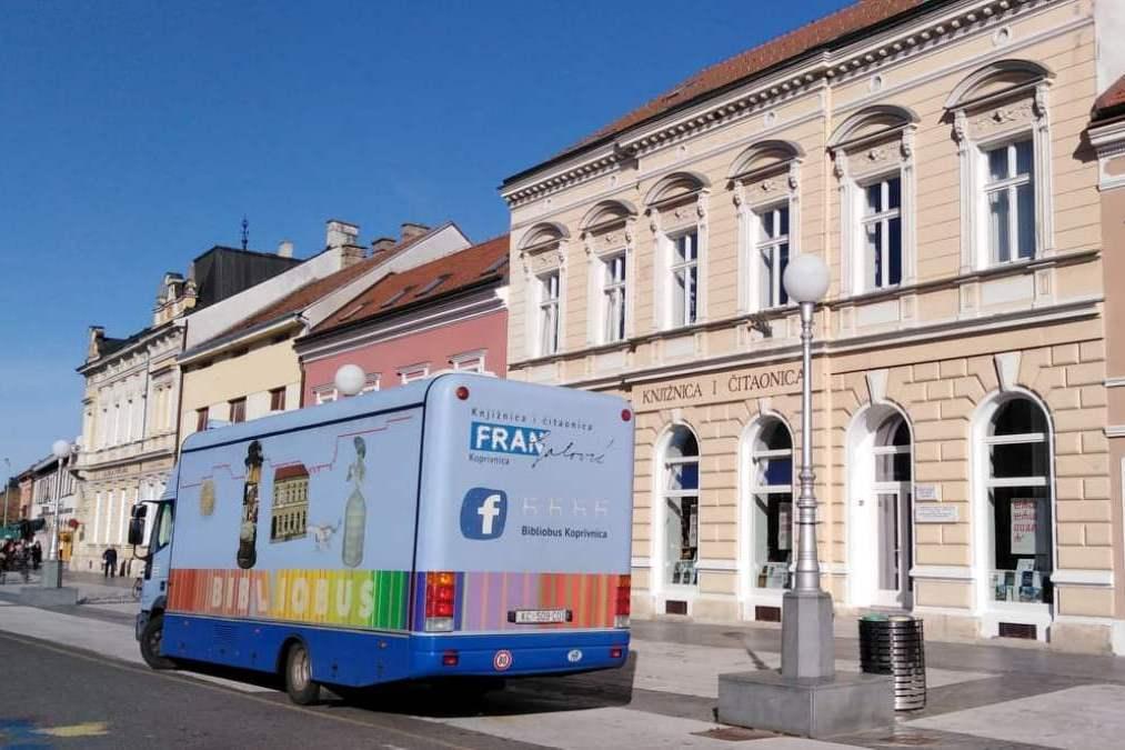 Koprivnička knjižnica Fran Galović Koprivnica i Bibliobus