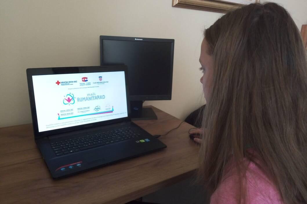 Sat odgoja za humanost kroz virtualnu učionicu