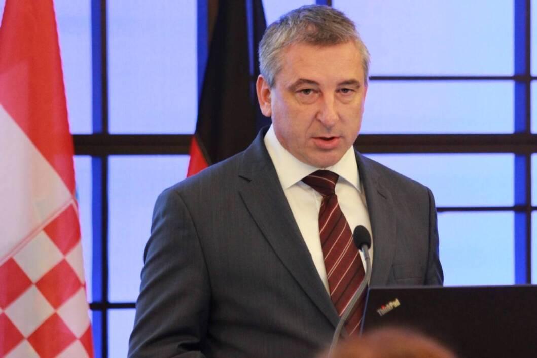 Predrag Štromar, predsjednik HNS-a