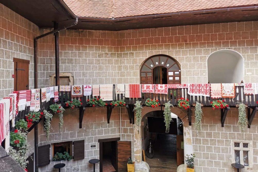 Tradicijske rukotvorine đurđevačkog muzeja u utvrdi Stari grad