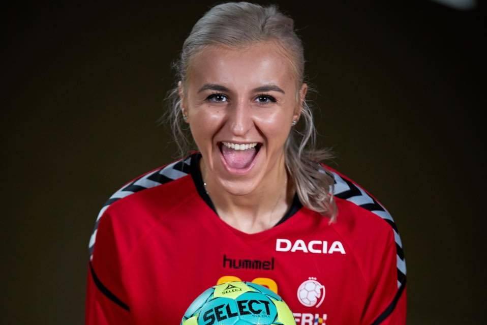 Nova igračica Podravke Vegete rumunjska reprezentativka i kapetanica Râmnicu Valcee Yuliya Dumanska