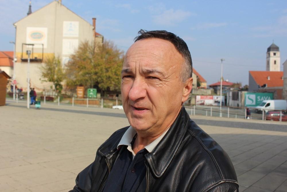 Željko Berend iz GLAS-a