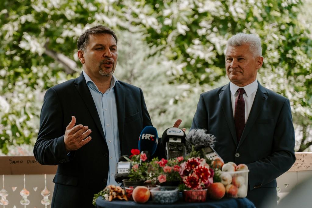 Nezavisna lista Željko Lacković // Foto: Luka Krušec / LuMedia
