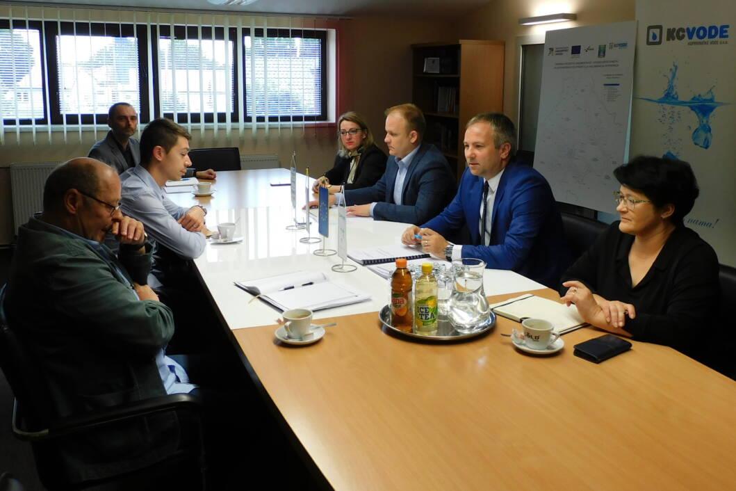 Sastanak u Koprivničkim vodama na temu Aglomeracije Koprivnica