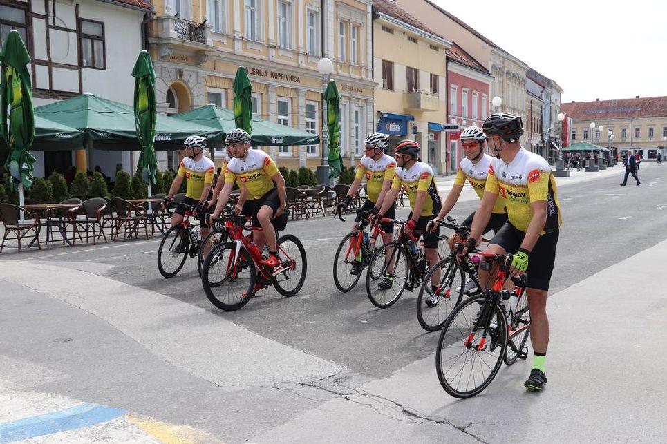 Biciklisti bk rotora koprivnica