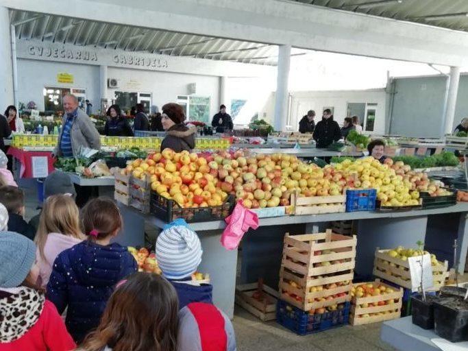 Gradska tržnica u Đurđevcu