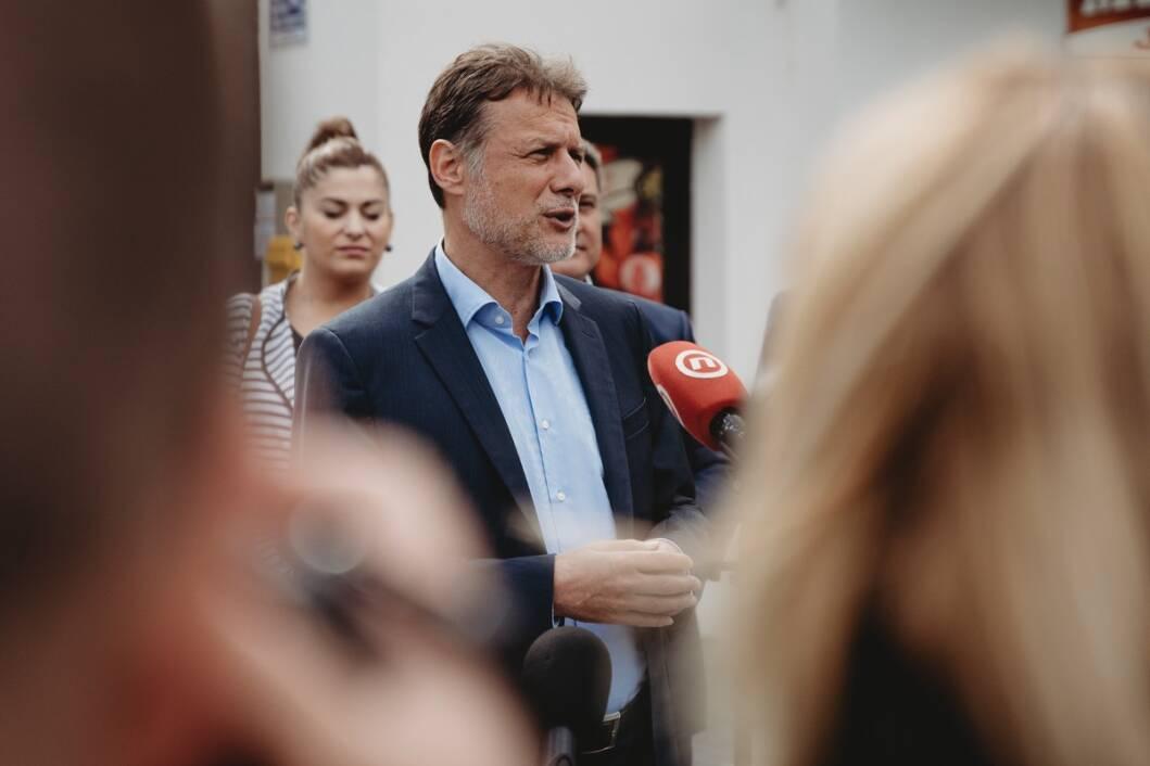 Gordan Jandroković // Foto: Luka Krušec / LuMeda