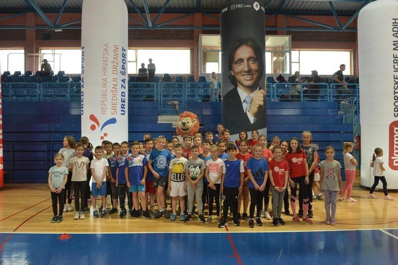 Sportske igre mladih u Križevcima