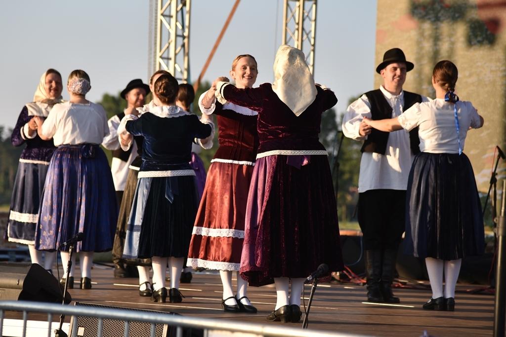 Koncert tradicijske glazbe i folklora u Đurđevcu