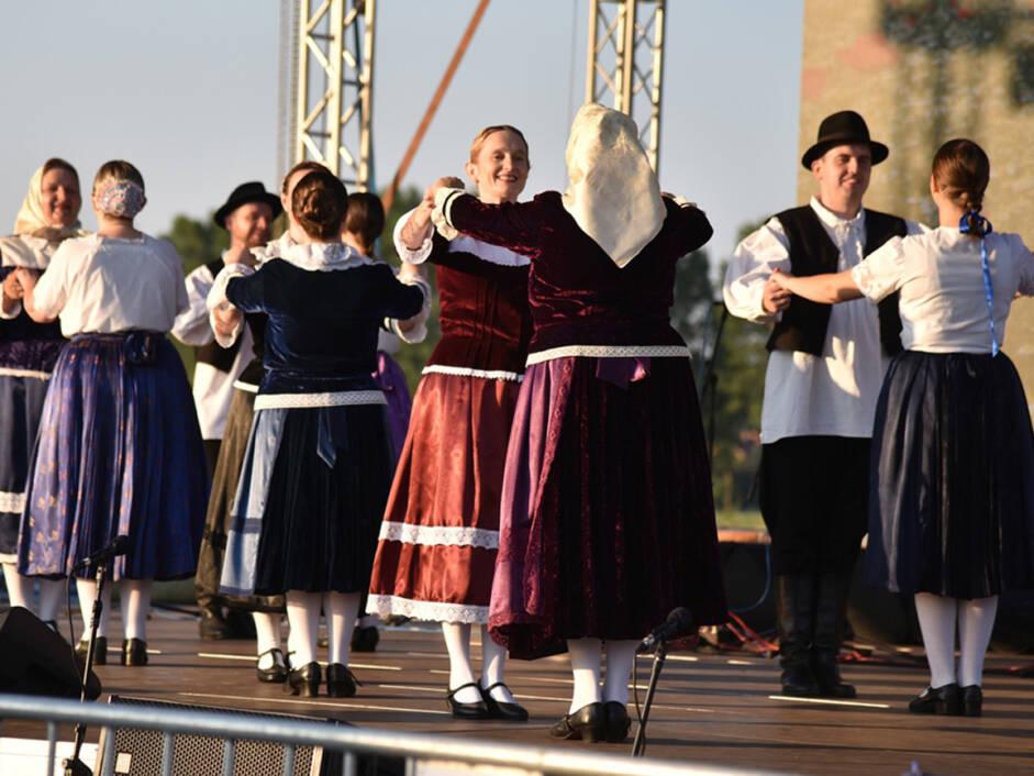KUD Delovi sudjelovali na Koncertu tradicijske glazbe i folklora u Đurđevcu