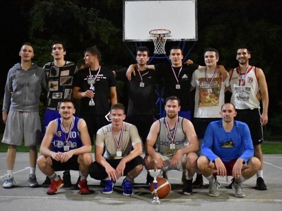 U Đurđevcu za Picokijadu održana noć košarke