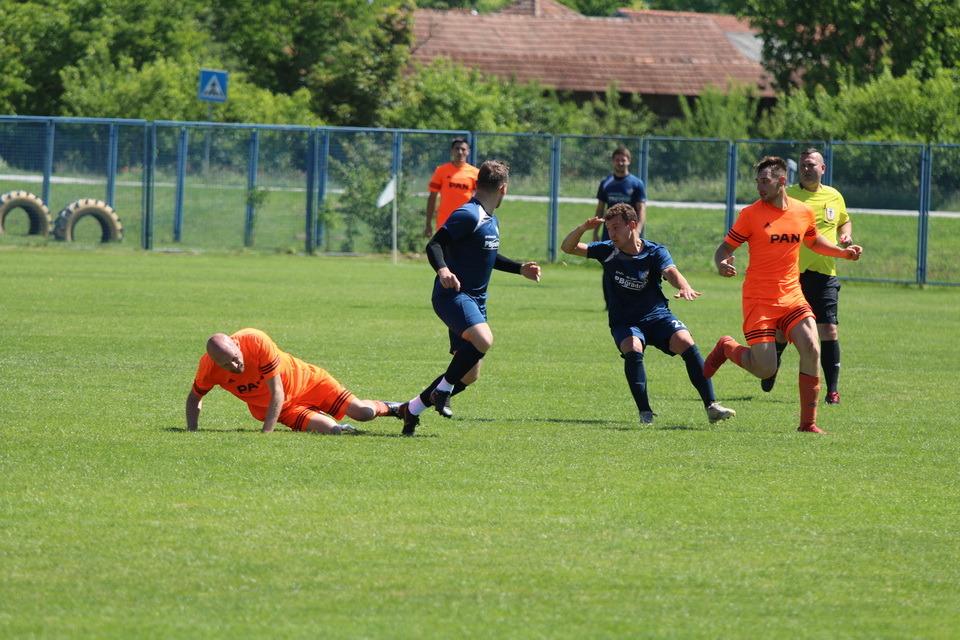 Prijateljska utakmica Osvita iz Đelekovca i Lipe iz Hlebina