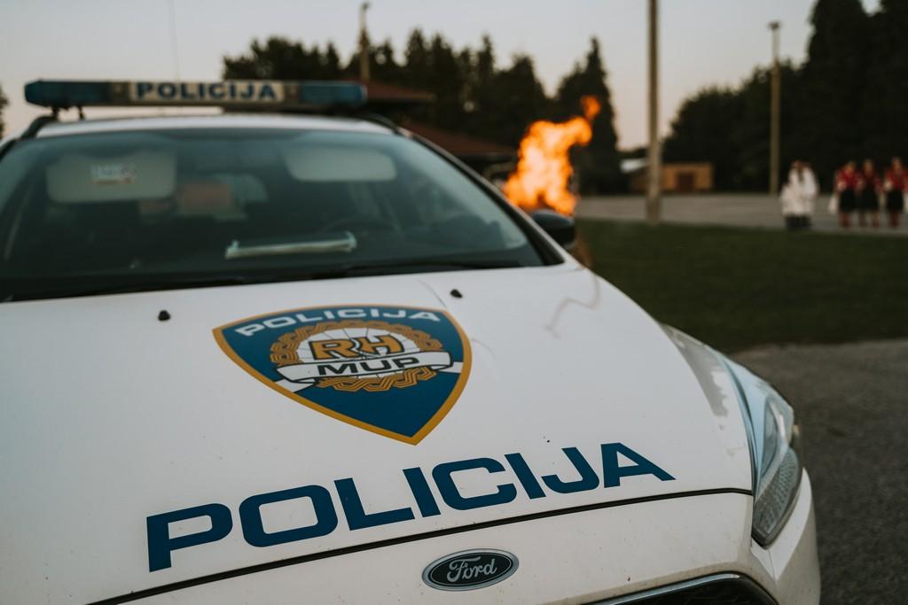 Policija / Ilustracija // Foto: Luka Krušec / LuMedia