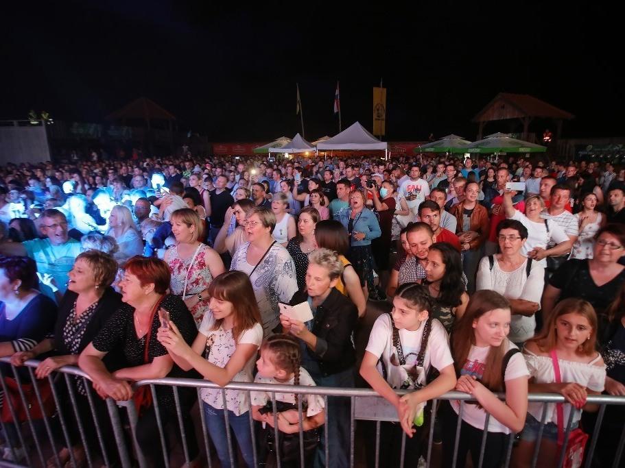 Grupa Vigor na Picokijadi u Đurđevcu