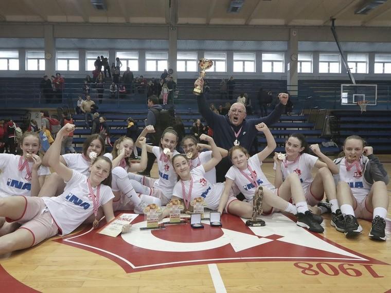 Ženski košarkaški klubPodravac iz Virja