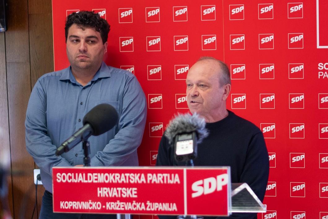 Ivan Pal, predsjednik koprivničkog Gradskog vijeća // Foto: Luka Krušec / LuMedia