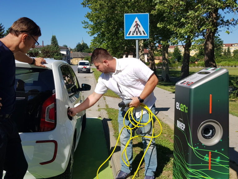 Punionica za električne automobile u Đurđevcu
