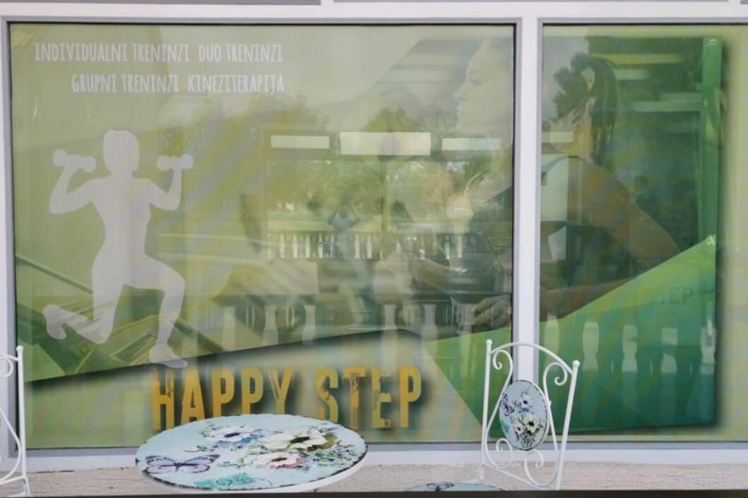 Happy step Koprivnica otvorenje