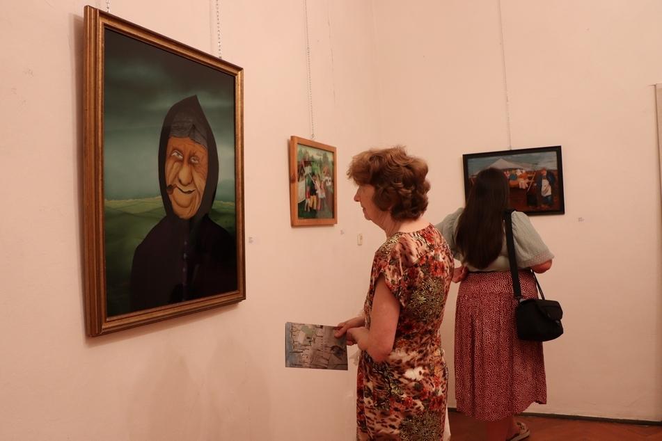 U Križevcima otvorena izložba Hlebinska škola
