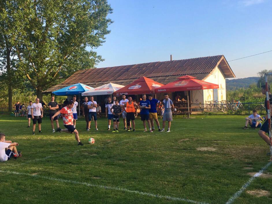 Malonogometni turnir ulica u Rasinji