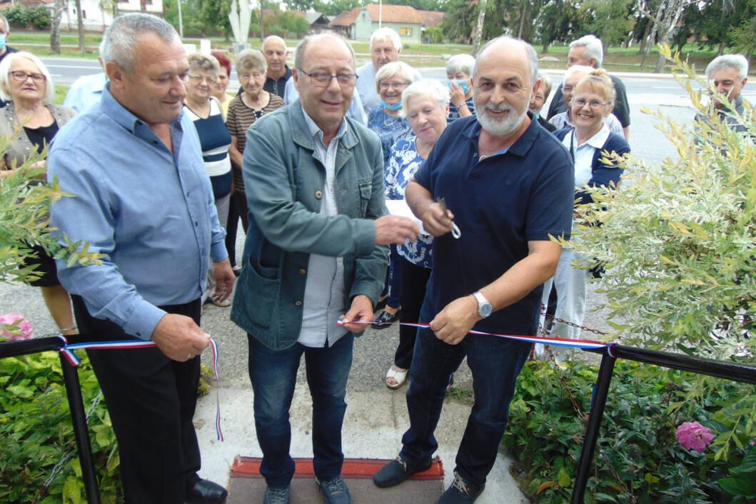 Udruga umirovljenika od Općine Rasinja dobila na korištenje nove prostorije