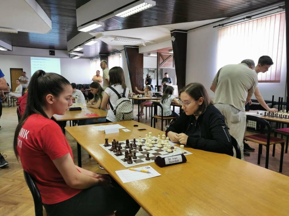 Županijsko natjecanje u šahu