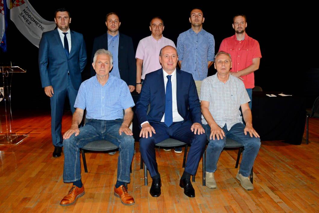 Izvršni odbor Nogometnog saveza Koprivničko-križevačke-županije