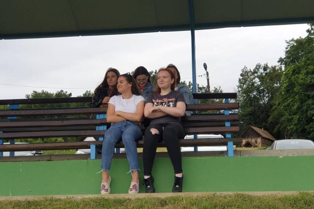 Publika na utakmici u Cvetkovcu