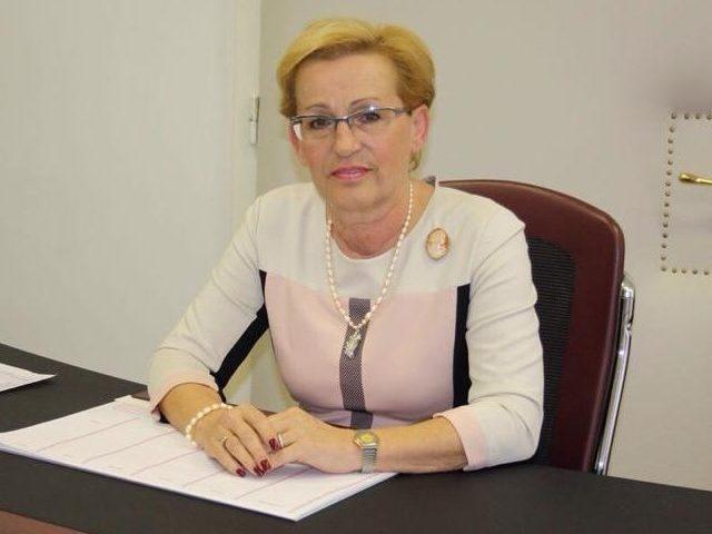Vesna Fabijančić-Križanić, potpredsjednica DIP-a
