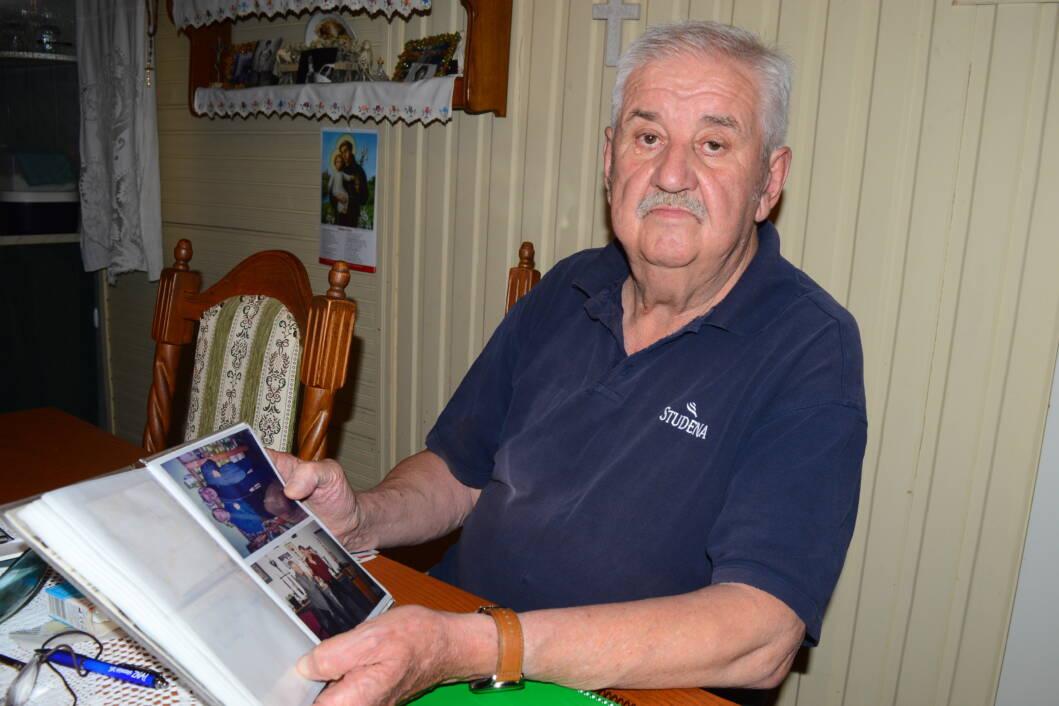 Zlatko Vedriš, legenda koprivničkog novinarstva