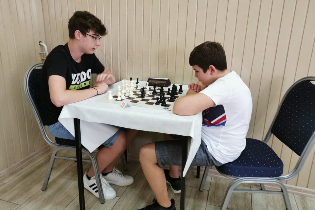 Članovi Šahovskog kluba Picok iz Đurđevca