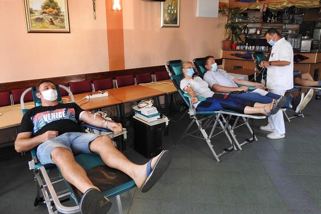 Darivanje krvi u Malom Bukovcu