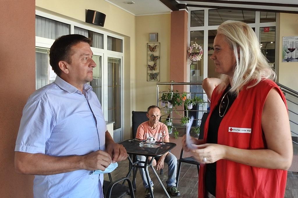Darko Marković i Mirjana Jerbić