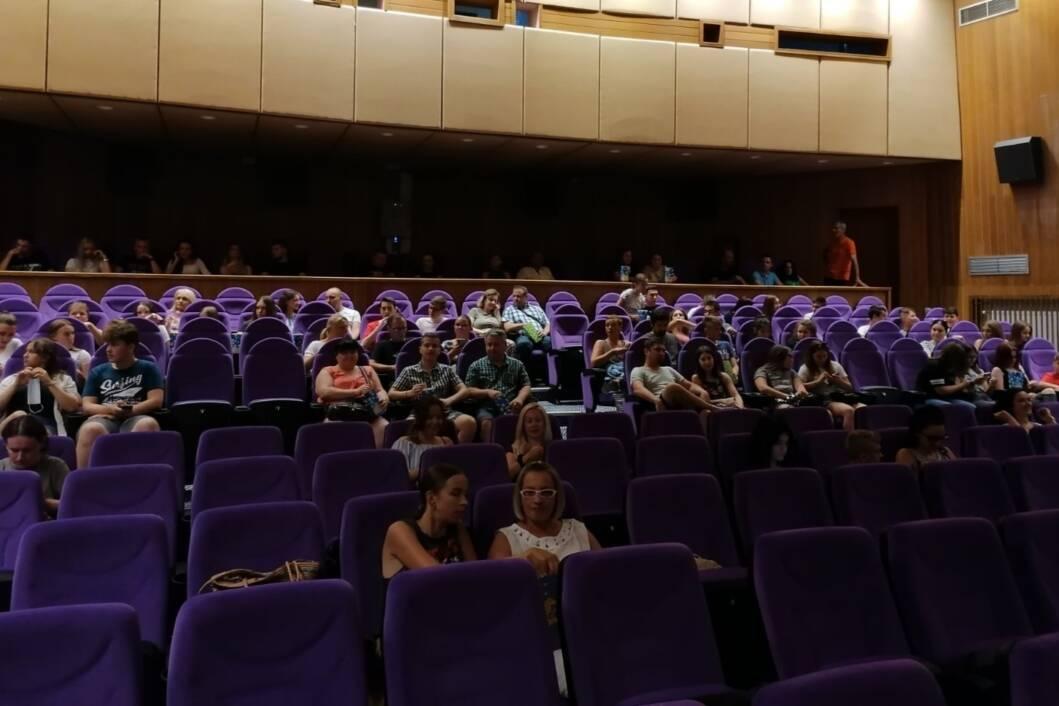 Otvoreno kino u Đurđevcu