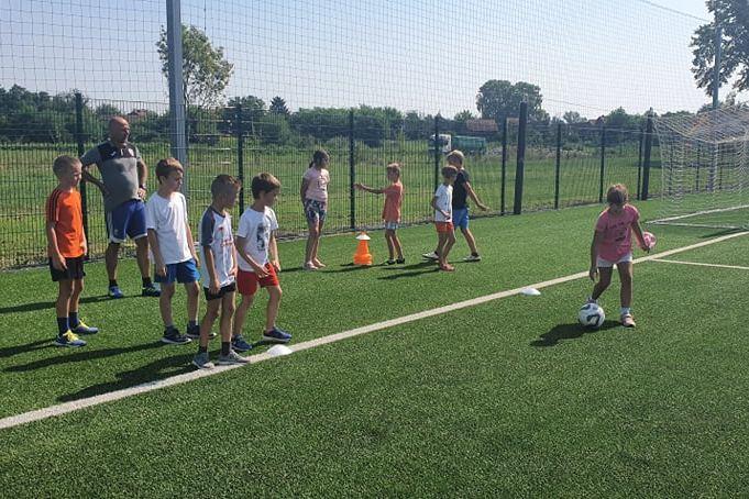 Mala škola nogometa u Đurđevacu