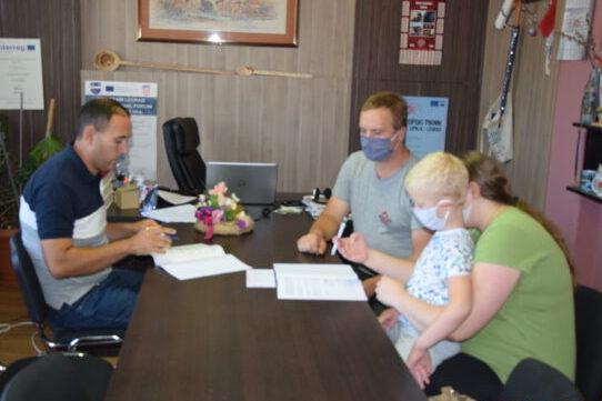 Obitelj Mihalić novi stanovnici Općine Legrad