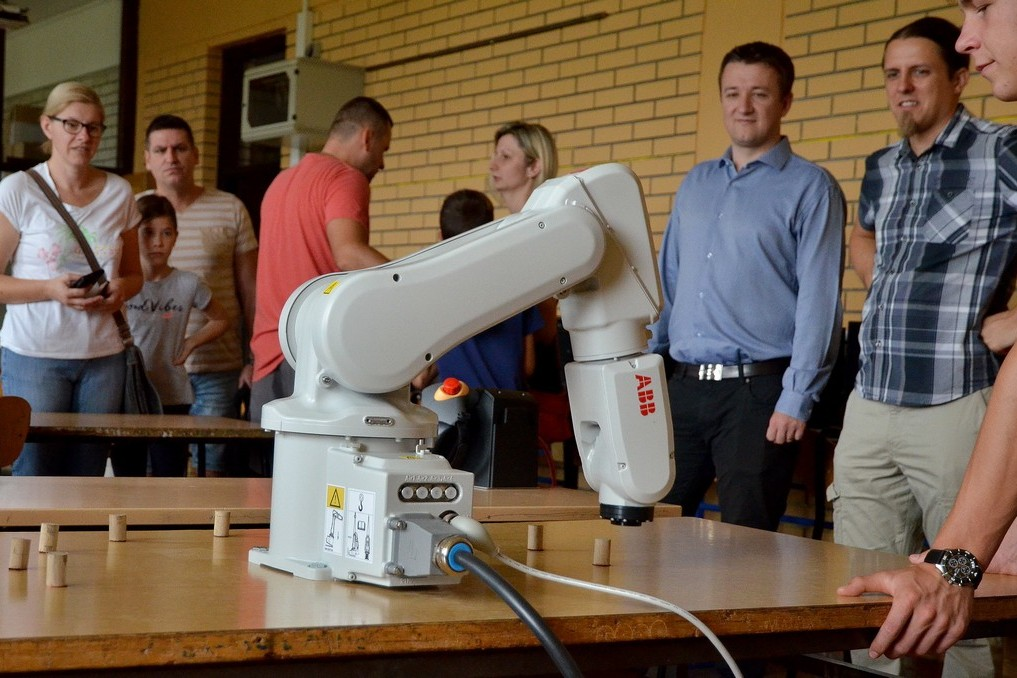 Ljetna škola robotike u Đurđevcu