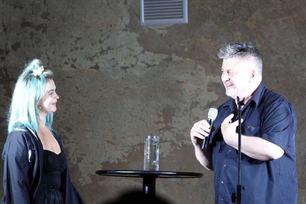 Stand-up nastup Zuhre u Đurđevcu