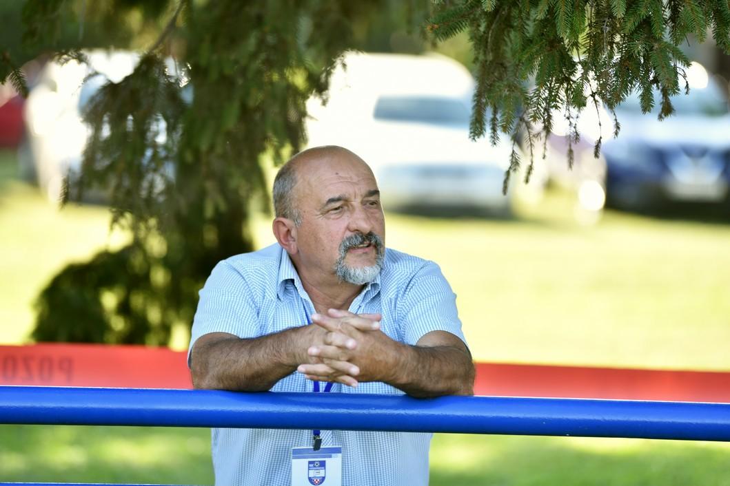službena osoba na utakmici između Ferdinandovca i Ivančice