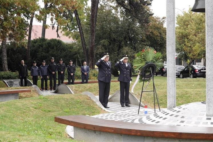 U Koprivnici obilježen Dan policije i blagdan svetog Mihovila