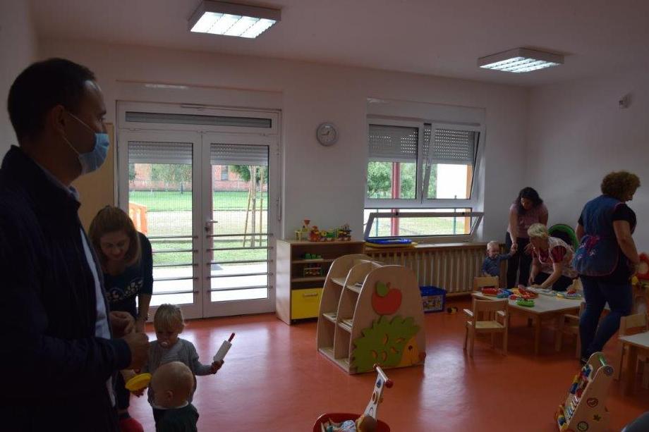 Nova školska godina u dječjem vrtiću Dabrić u Legradu