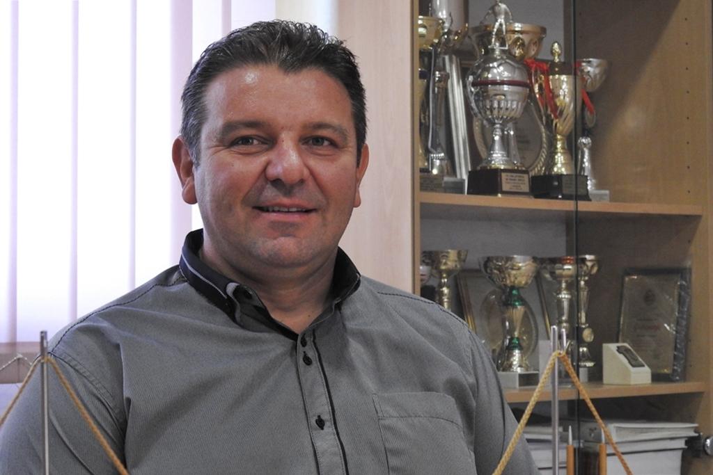 Franjo Vrbanić, načelnik Općine Veliki Bukovec